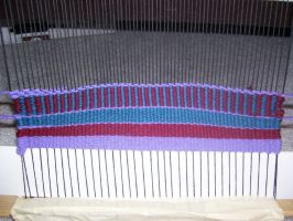 Weaving Project (Two) Close Up by Hannah2070
