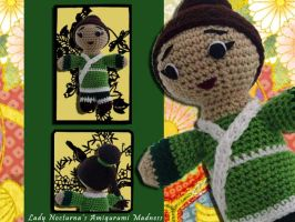 Emma - Amigurumi Doll by Lady-Nocturna