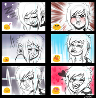 Leo Emotion Meme by Styl-Fly