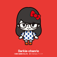 DARKIE-CHANRIO by DarknedStar