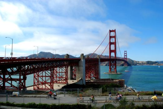 More Like Red Gate Bridge by Norn10