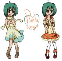 A pair of Rankas by grunt211