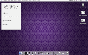 desktop by mikiix