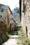 Abandoned village stock 10 by Malleni-Stock