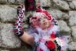 Steampunk Queen of Hearts - Original cosplay #5 by TwiSearcher85