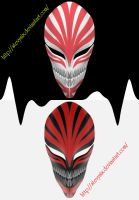 Bleach ichigo mask remade by stevysix