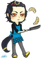 Rin Chibi by IncubusGrave