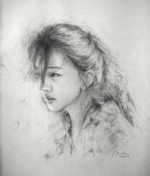 Lusi Sketch by SongDuong