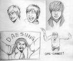 BB: Daesung Collage by WithoutName