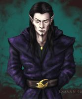 Commission: Wizard by Cairisti
