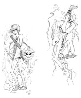 Pocket Monsters and Utaite by animefan752