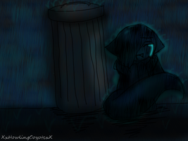 Leave me out... -Vent Art- by TheMidnightMage