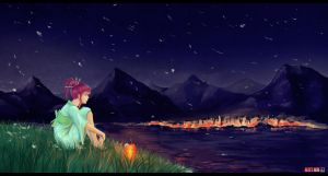loneliness by Artar29