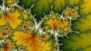 Fractal iPhone 5 - 2 by Topas2012