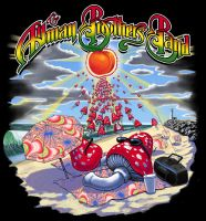 Allman Brothers Peach Sun by Patmaniac