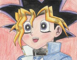 Yugi Mutoh by CartoonPrincess15