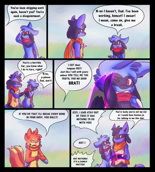 Hope In Friends Chapter 2 Page 33 by Zander-The-Artist