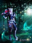 Draenei Cosplay Edit by CLeigh-Cosplay