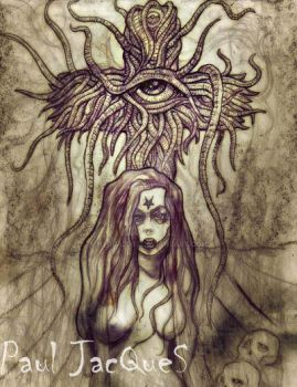 Lilith:First virus by hydra2007