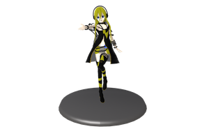MMD - Lily Figure by emmystar