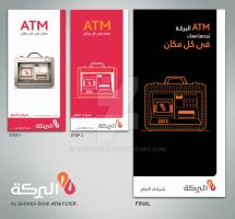 Al baraka Bank ATM by rmelsheikh
