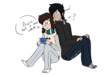 |OCS | - Kris And Russ by Smol-Maple-son