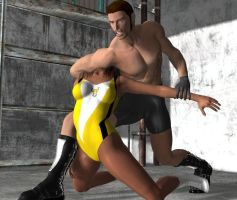 mixed wrestling 38 by cattle6