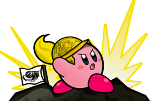 Cabrillo Kirby by pikmin789