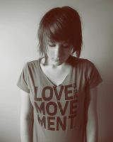 .Love is the Movement by posterxxboys
