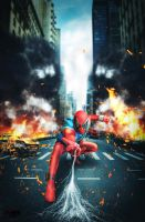 Spiderman - Rise and fall of the Scarlet Spider by 2RedStripes