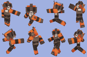 Minecraft Skin by brotoad