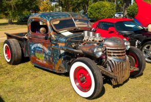 Scarecrow Carshow  2011-001 by texasghost
