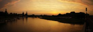 Dresden Panorama 2 by LunaFeles