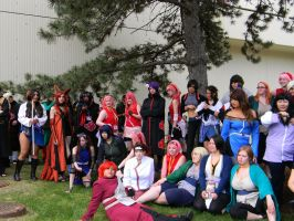 Naruto Group 4 - ACen 2013 by EndOfGreatness