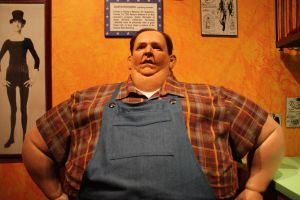 Ripley's: Fat Man by KW-stock