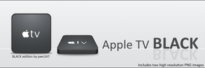 Apple TV Black Edition by pwn247