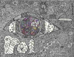 The Eye by Heidipickels