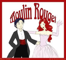 Moulin Rouge by IslaDelCoco