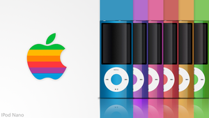 Apple-Ipod Nano (Advertisement) by NocteDesign