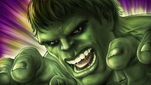 Hulk Angry!! by Robert Marzullo by ramstudios1
