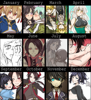 2015 summary by HatoriKumiko