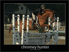 Chromey Hunter by ziptothestar