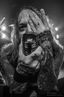 Dez Fafara - Coal Chamber and Devildriver by JaredWingate