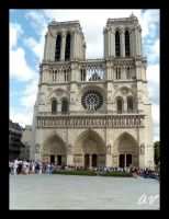 Notre Dame by Rouge07