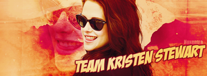 Team Kristen Stewart by N0xentra