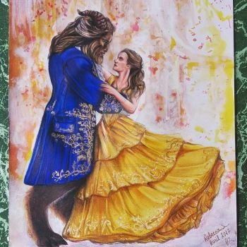 Tale as old as time by MlleBeckieR