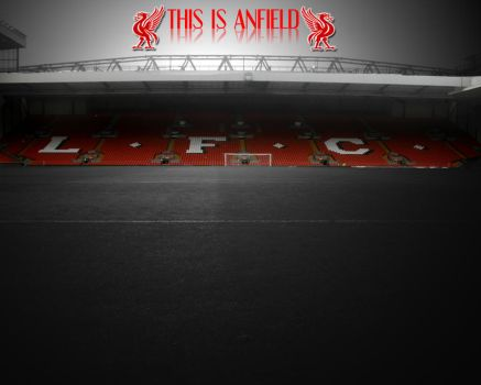 This is Anfield by GonzalezIsARed