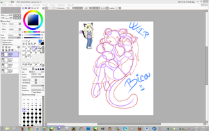 Bica W.I.P by Lali-the-Bunny