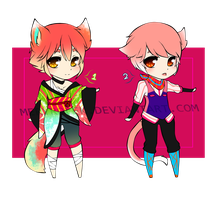 Adoptables Auction 03 [C L O S E D] by Medopts