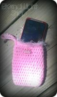 Pink Princess Case for Iphone, Blackberry, Camera by xKornsFreakx